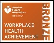 Bronze Workplace Health Achievement Award